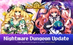 FANTASY WAR TACTICS-R SFIDA I GIOCATORI CON LO SPAVENTOSO NIGHTMARE DUNGEON PER DISPOSITIVI IPHONE E ANDROID