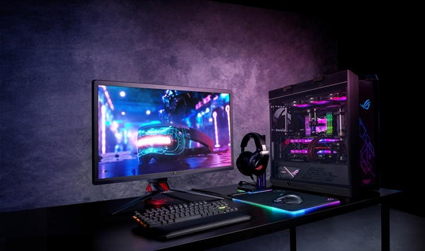 Arriva in Italia ROG Strix XG27UQ, il primo monitor gaming con tecnologia Display Stream Compression